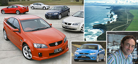 第238回 オーストラリアの自動車事情