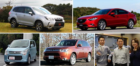 2012年国産新車総決算