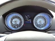クライスラー300C メーター