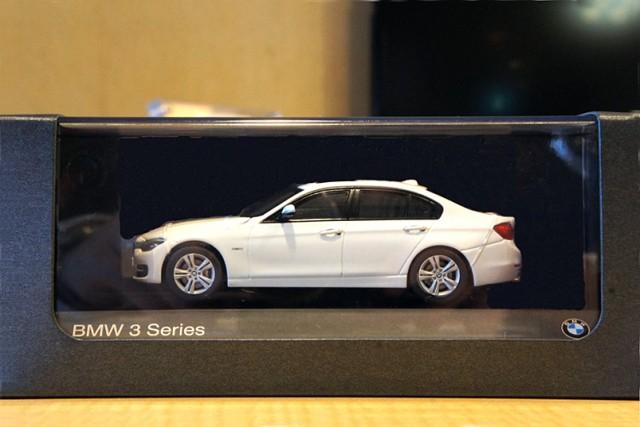 BMW 3シリーズ 1/43ミニカー