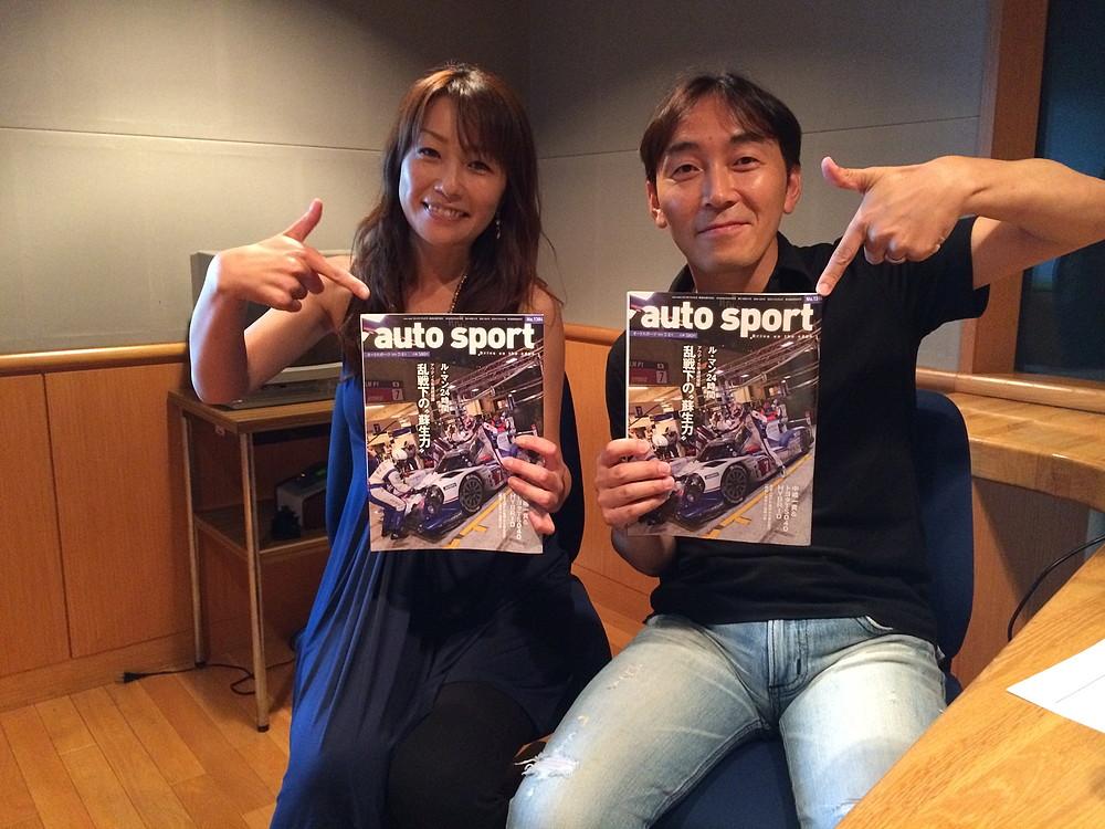 6月28日 第65回「スーパーGT、スーパーフォーミュラ。今年は国内レースが面白い!」