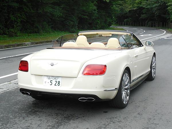 ベントレー コンチネンタルGT V8Sコンバーチブル 004
