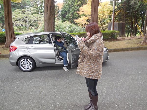 ドライブレポートえみり BMW2アクティブツアラー 008