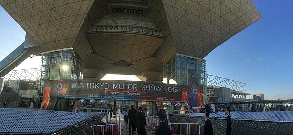 「ただいま開催中!第44回東京モーターショー2015の楽しみ方」10月31日 第135回