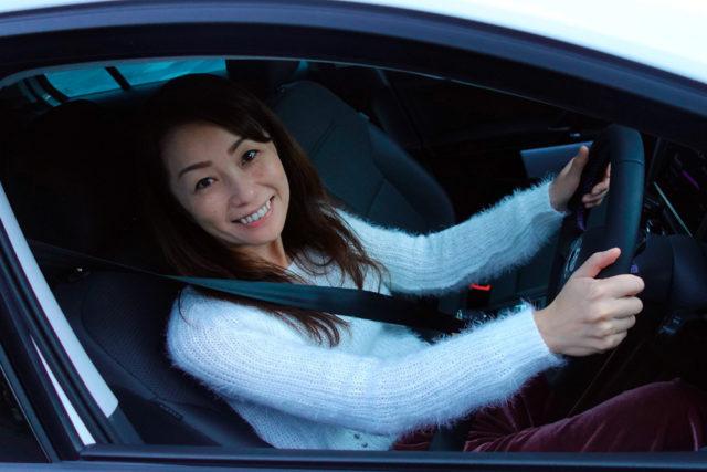 電気自動車「e-Golf」は、いいとこどりな賢い子でした!<藤本えみり/Emiri Fujimoto>