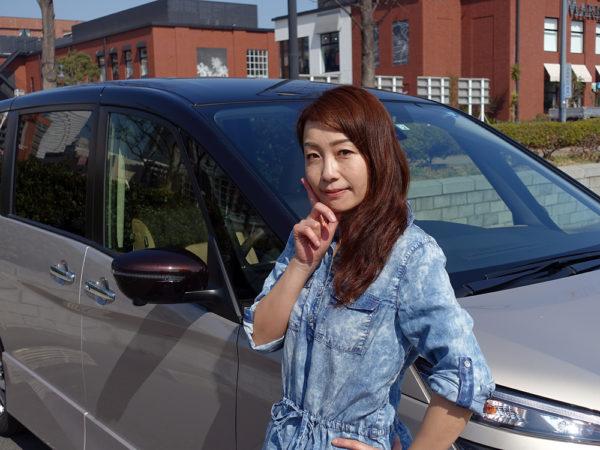 セレナ e-POWERに試乗したら信号で停まるのが楽しくなっちゃうかも!<レポート:藤本えみり/Emiri Fujimoto>