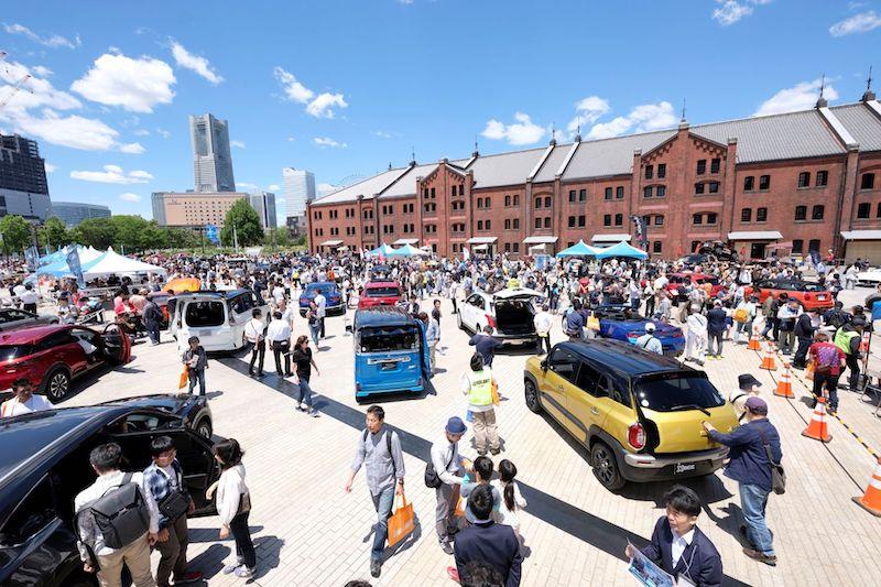 LE VOLANT CARS MEET YOKOHAMA 2019